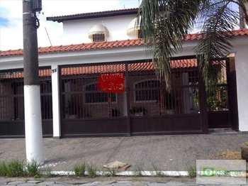 Sobrado, código 14661003 em Praia Grande, bairro Maracanã