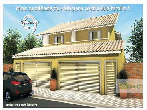 Sobrado, código 14627303 em Praia Grande, bairro Caiçara