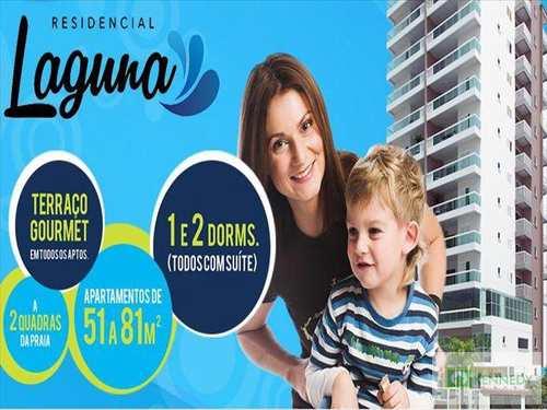 Apartamento, código 14617403 em Praia Grande, bairro Canto do Forte