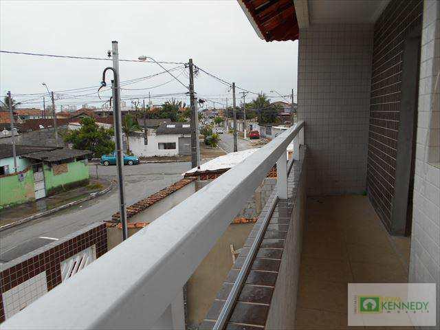 Sobrado em Praia Grande, no bairro Balneário Ipanema Mirim