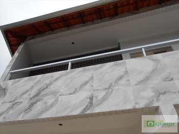 Casa, código 1089200 em Praia Grande, bairro Sítio do Campo