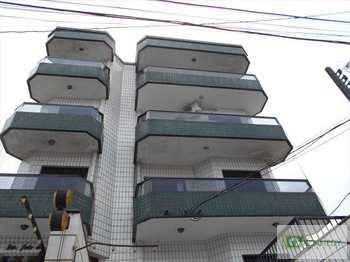 Apartamento, código 1075900 em Praia Grande, bairro Guilhermina