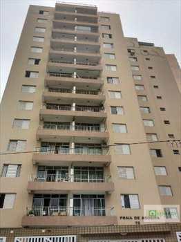 Apartamento, código 1075600 em Praia Grande, bairro Guilhermina