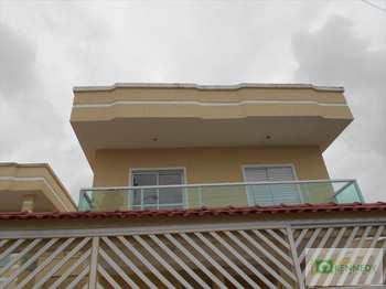 Casa, código 1073400 em Praia Grande, bairro Nova Mirim