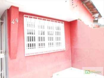 Casa, código 1072400 em Praia Grande, bairro Maracanã
