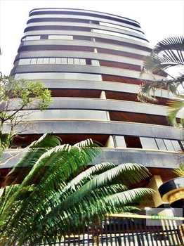 Apartamento, código 1061400 em Praia Grande, bairro Guilhermina
