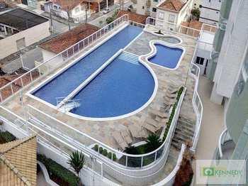 Apartamento, código 1058800 em Praia Grande, bairro Aviação