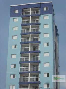 Apartamento, código 1058900 em Praia Grande, bairro Caiçara