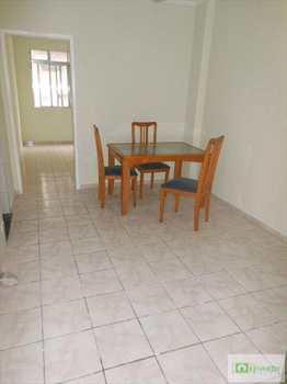 Apartamento, código 1052800 em Praia Grande, bairro Guilhermina