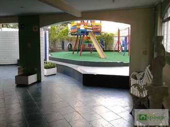 Apartamento, código 1051500 em Praia Grande, bairro Guilhermina