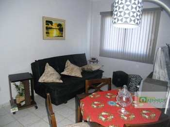 Apartamento, código 1041200 em Praia Grande, bairro Aviação
