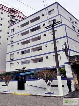 Apartamento, código 1033200 em Praia Grande, bairro Guilhermina