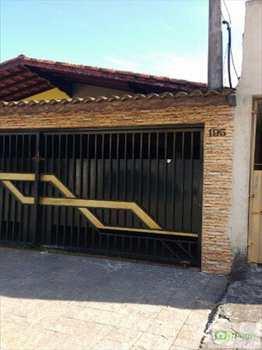 Casa, código 1018300 em Praia Grande, bairro Guilhermina