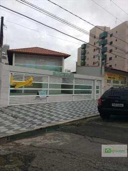 Casa, código 1016400 em Praia Grande, bairro Mirim
