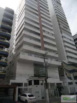Apartamento, código 1012400 em Praia Grande, bairro Guilhermina
