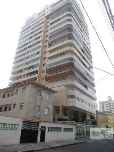 Apartamento, código 1005800 em Praia Grande, bairro Guilhermina
