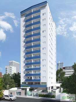 Apartamento, código 987100 em Praia Grande, bairro Tupi