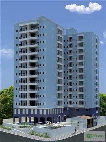 Apartamento, código 982100 em Praia Grande, bairro Maracanã