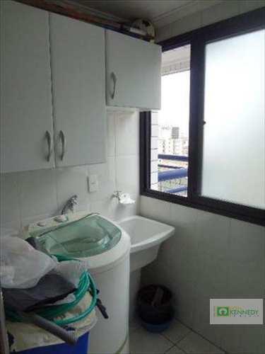 Apartamento, código 980400 em Praia Grande, bairro Guilhermina