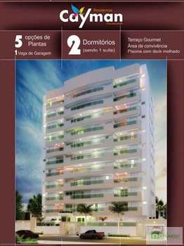 Apartamento, código 939400 em Praia Grande, bairro Canto do Forte