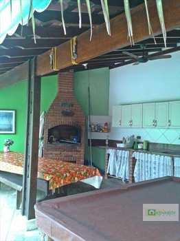 Casa, código 926300 em Praia Grande, bairro Caiçara