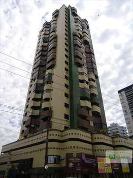 Apartamento, código 910600 em Praia Grande, bairro Guilhermina