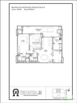 Apartamento, código 903200 em Praia Grande, bairro Tupi