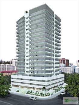 Apartamento, código 895200 em Praia Grande, bairro Guilhermina