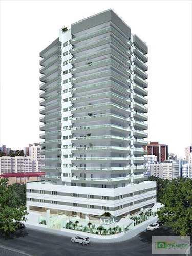 Apartamento, código 895100 em Praia Grande, bairro Guilhermina