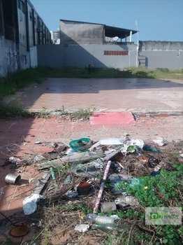 Terreno, código 856900 em Praia Grande, bairro Guilhermina