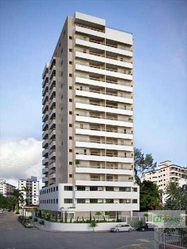Apartamento, código 823600 em Praia Grande, bairro Guilhermina