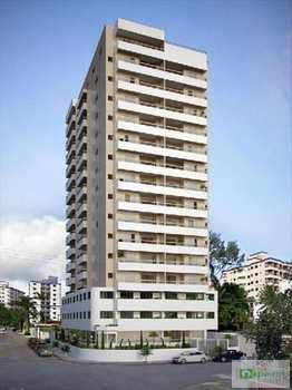Apartamento, código 823500 em Praia Grande, bairro Guilhermina