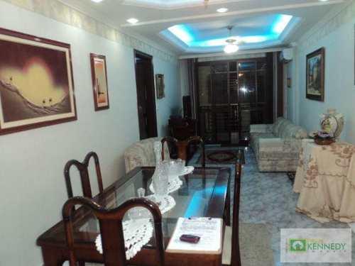Apartamento, código 817506 em Praia Grande, bairro Guilhermina