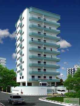 Apartamento, código 815800 em Praia Grande, bairro Guilhermina