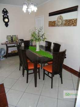 Apartamento, código 809800 em Praia Grande, bairro Guilhermina