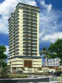 Apartamento, código 808700 em Praia Grande, bairro Guilhermina