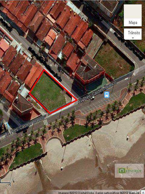 Terreno em Praia Grande, bairro Balneário Ipanema Mirim