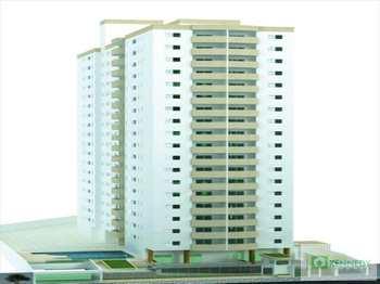 Apartamento, código 778000 em Praia Grande, bairro Guilhermina