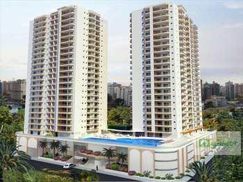 Apartamento, código 725200 em Praia Grande, bairro Boqueirão