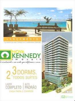Apartamento, código 711506 em Praia Grande, bairro Canto do Forte
