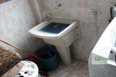 Apartamento, código 633606 em Praia Grande, bairro Ocian