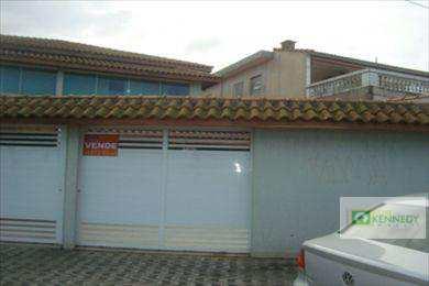 Casa, código 390800 em Praia Grande, bairro Maracanã