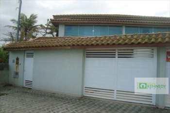 Casa, código 390700 em Praia Grande, bairro Maracanã