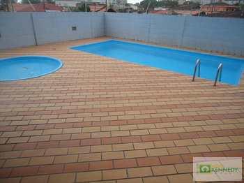 Apartamento, código 265402 em Praia Grande, bairro Caiçara