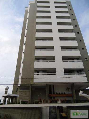 Apartamento, código 254002 em Praia Grande, bairro Mirim