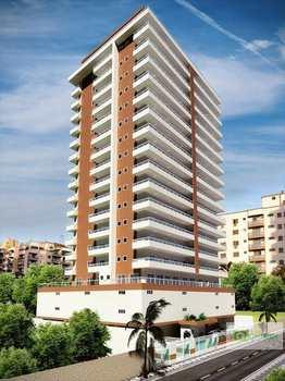 Apartamento, código 250102 em Praia Grande, bairro Guilhermina