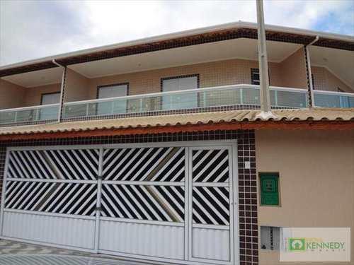 Sobrado, código 247802 em Praia Grande, bairro Caiçara