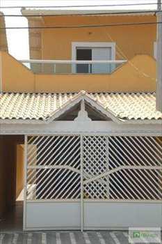 Casa, código 242000 em Praia Grande, bairro Guilhermina