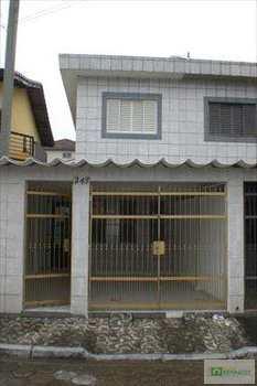 Casa, código 240000 em Praia Grande, bairro Guilhermina