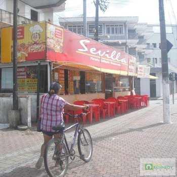 Prédio Comercial em Praia Grande, bairro Caiçara